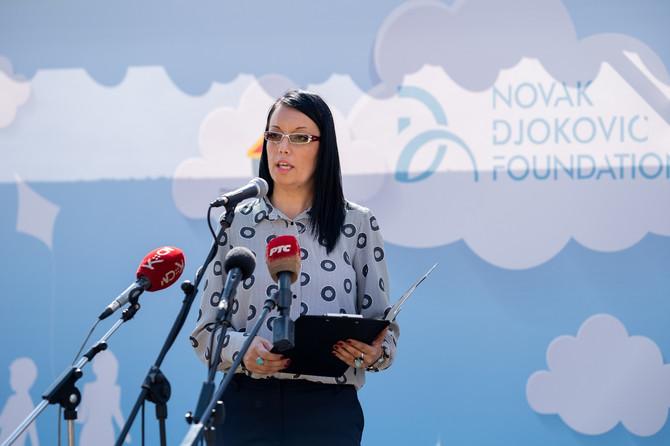 Danijela Cuknić, direktorka PU Dečja radost