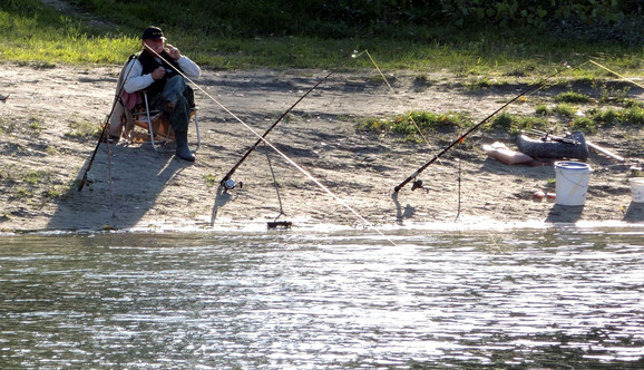 Dozvole za rekreativni ribolov biće prevelik izdatak sa Užičane
