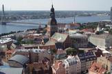 Riga, prestonica Letonije