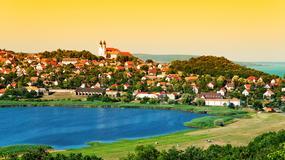Wieś Tihany z Węgier wygrała w konkursie European Village Renewal Award 2014
