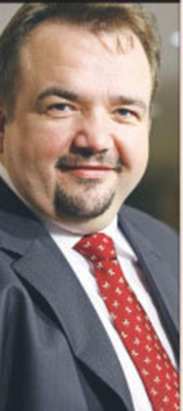 Jarosław Bieroński, doradca podatkowy, partner w kancelarii Sołtysiński, Kawecki, Szlęzak