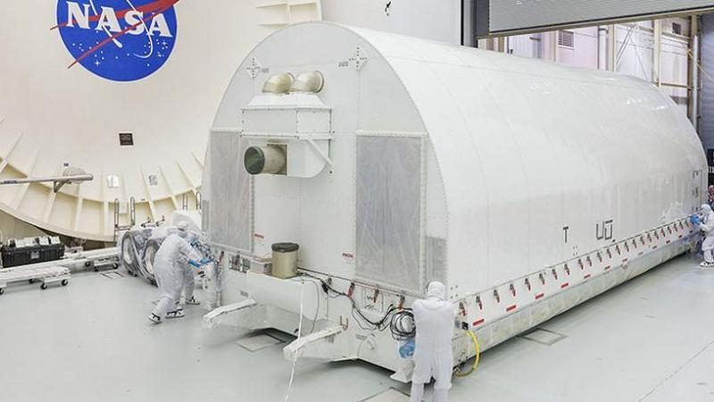Ostatnie testy teleskopu Jamesa Webba