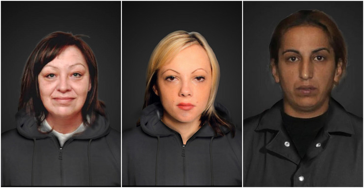 Europol, kombo, žene, Balkan, kriminal