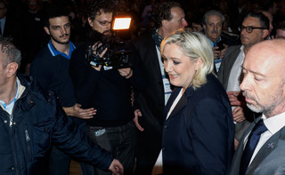 Zachodnie parkiety zwyżkują. Inwestorzy zaniepokojeni wyborami we Francji
