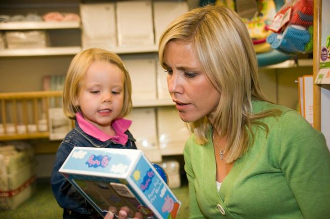Kad birate igračke za decu, razmislite kako one pospešuju njihov razvoj