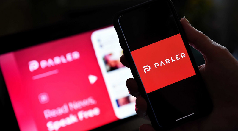 Parler attracted senior members of the UK government before it shut down, says report