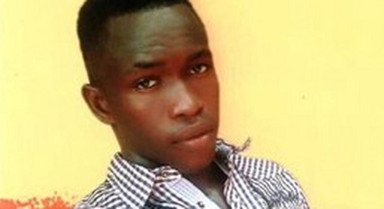 The deceased, Douglas Ojugbo