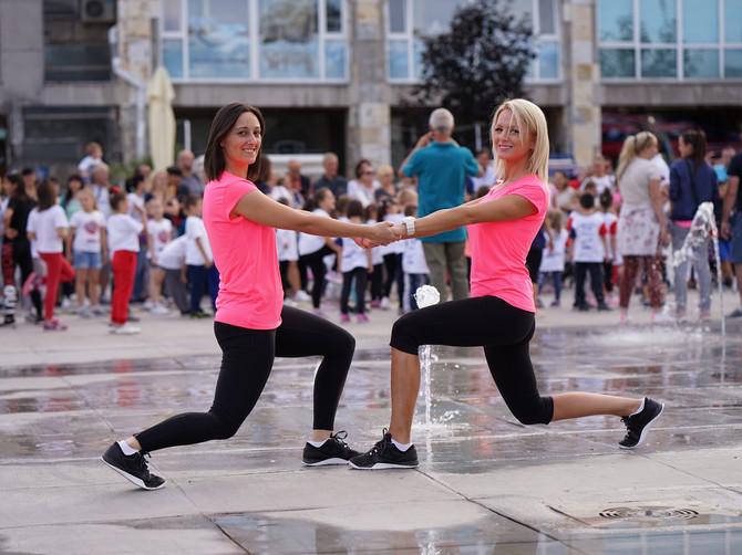 Redovnim vežbanjem do zdravlja: Aktivnija Srbija poziva na zajedničke treninge i edukaciju širom Srbije