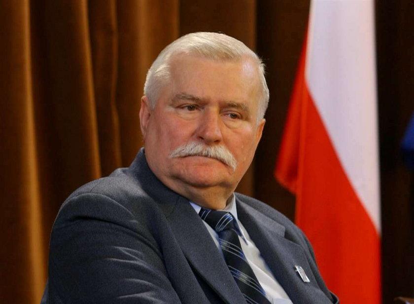 Wałęsa: Tak chcę być pochowany!
