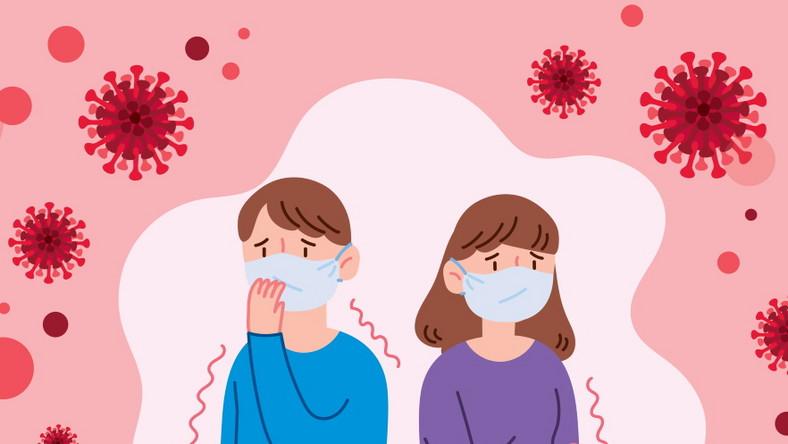 Strach przed koronawirusem