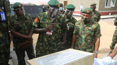 Army launches Operation Crocodile Smile VI in Bayelsa