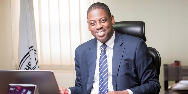 SEC Boss, Rev. Dr. Daniel Ogbarmey-Tetteh
