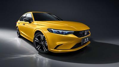 Honda w końcu zaprezentowała nową Integrę. Ale nie tę, na którą czekamy