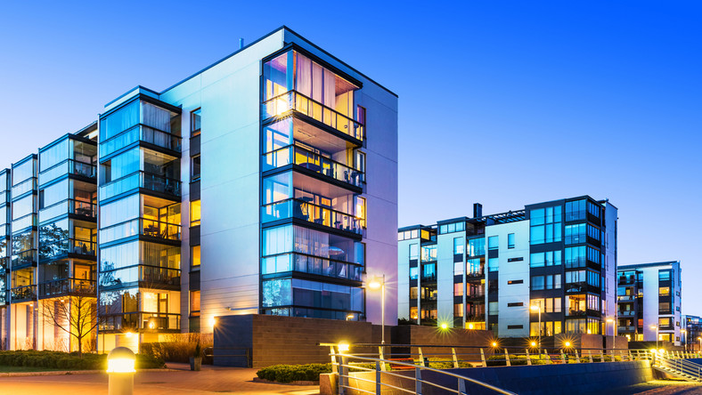 osiedle mieszkanie bloki