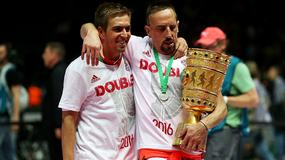 Lahm ostrzega Francka Ribery'ego