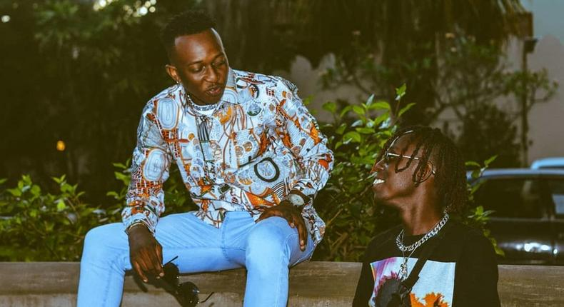 Tanzanian rapper and producer Mesen Selekta mourns death of his father