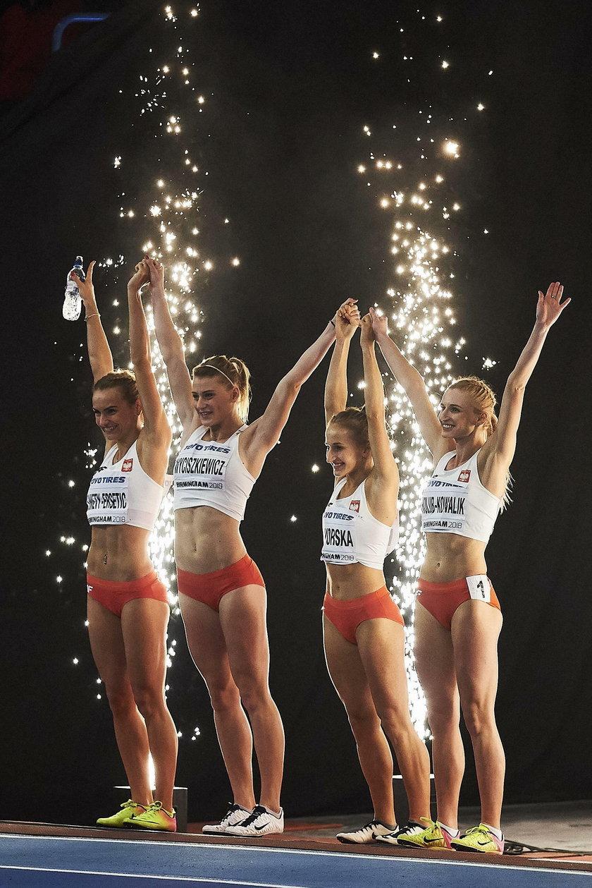 IAAF Halowe Mistrzostwa Swiata. IAAF World Indoor Championships. Lekkoatletyka. Birmingham 2018.03.0