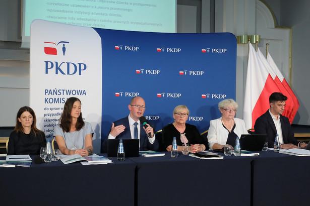 Błażej Kmieciak, Hanna Elżanowska, Justyna Kotowska, Barbara Chrobak, Agnieszka Rękas, Andrzej Nowarski