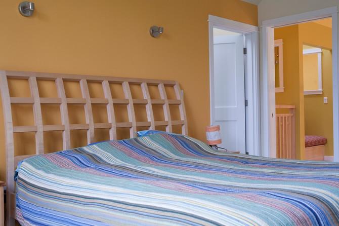 Da li zatvarate vrata spavaće sobe?