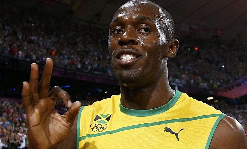 Bolt jest leniem, ale bije rekordy