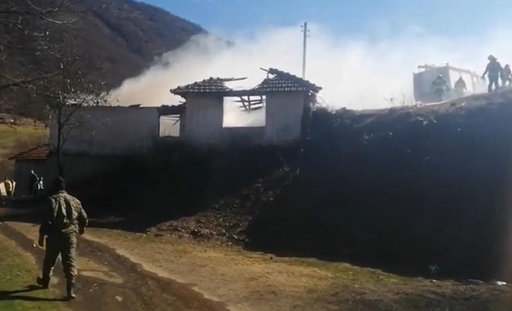 Leposavic požar