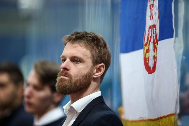 Fred Peroun, selektor Srbije