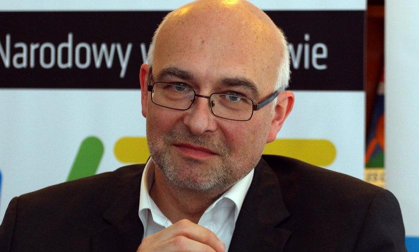 Jacek Oryl, dyrektor Warszawskich Targów Książki