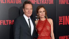 """Premiera filmu """"The Infiltrator"""": zjawiskowa Diane Kruger i odmieniony Mickey Rourke"""