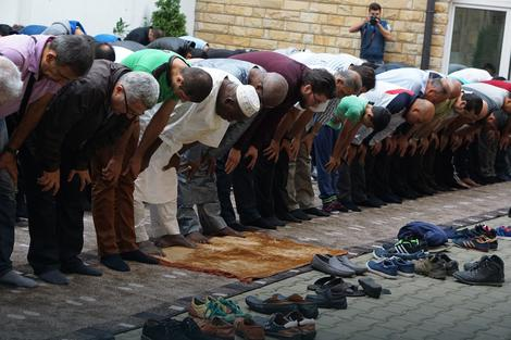 Molitva na ulici