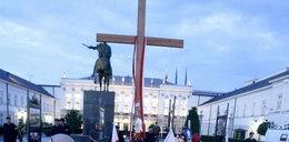 Kłótnia wśród harcerzy! O krzyż!