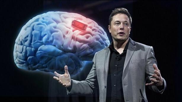 Elon Musk prezentuje Neuralinka