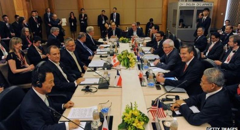 World health chief says TPP trade deal raises concerns