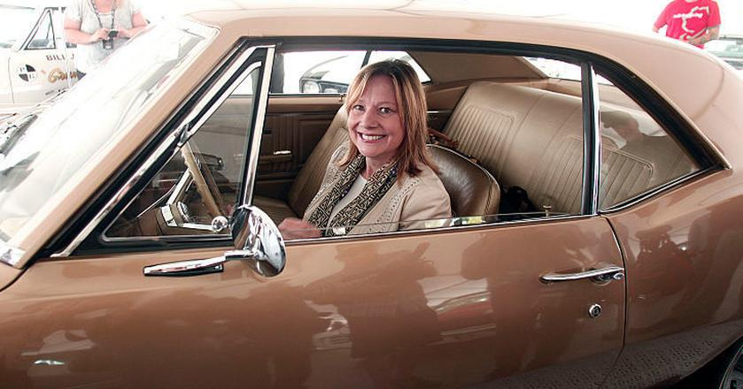 CEO General Motors Mary Barra stawia na programistki