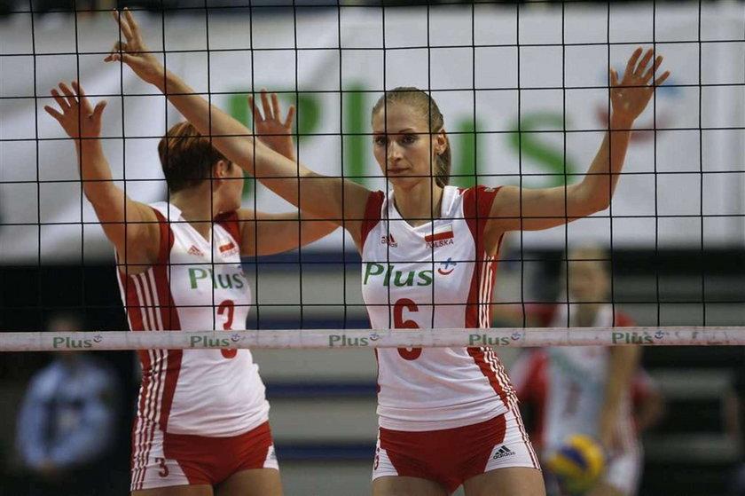 Polskie siatkarki prowadziły z USA 2:0, ale przegrały ostatecznie 2:3