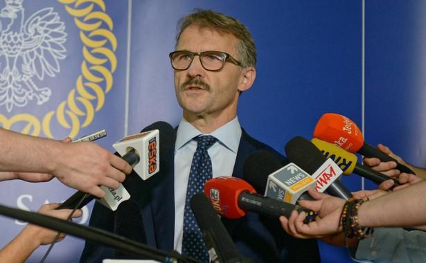 Leszek Mazur, przewodniczący KRS