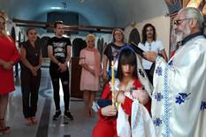 Miljana Kulić csa Željkom_censored