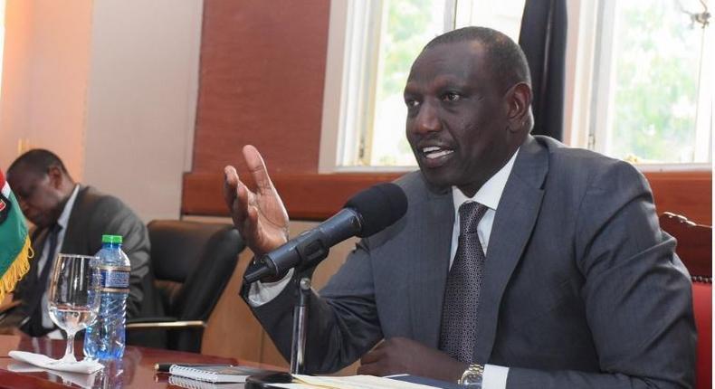 Deputy President William Ruto responds after 25 MPs asked him to resign on claims of sabotaging President Uhuru Kenyatta