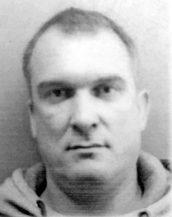 Optužen za ubistvo:  Vladimir Šaranović