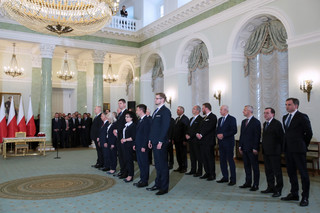 Rekonstrukcja rządu: Oto nazwiska nowych ministrów