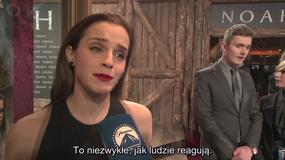 """""""Noe: wybrany przez Boga"""": Emma Watson o filmie"""