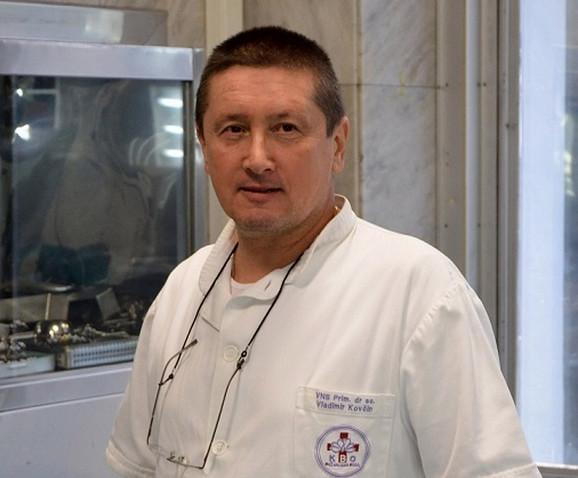 Prof. dr Vladimir Kovčin
