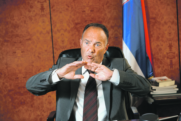 Ne gura probleme pod tepih: Mladen Šarčević