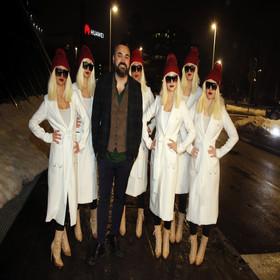 Haris Dubica, režiser spota 'Srećna žena' Lepe Brene