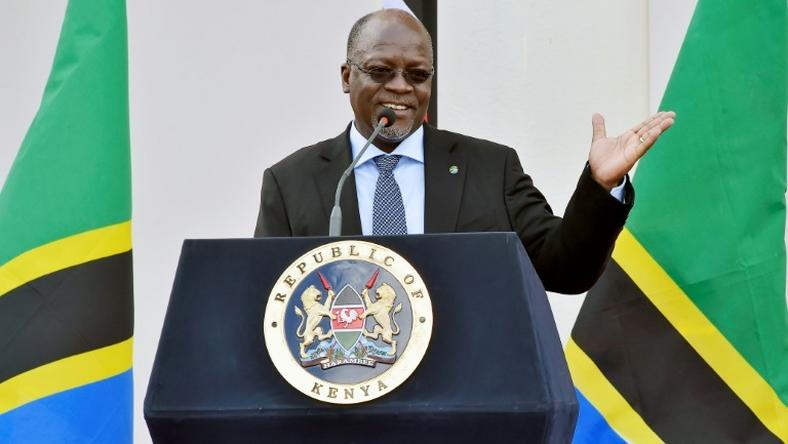 Tanzanian President John Pombe Magufuli faces accusations of repression that have frustrated donors and former allies