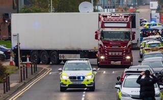 Wielka Brytania: Kierowca ciężarówki, w której znaleziono 39 ciał, przyznał się do winy