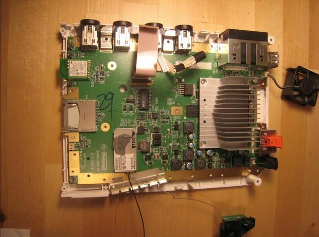 Nintendo Wii - Fot. ifixit.com