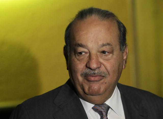 Karlos Slim vlasnik Amerika Movila