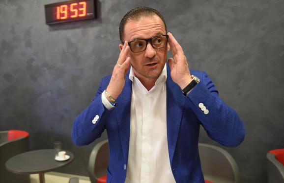 Predrag Mijatović, Memorijal Bunjevčević