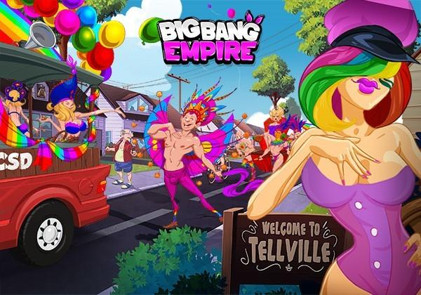 gameplanet Big Bang Empire