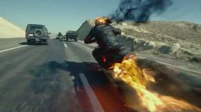 """""""Ghost Rider 2"""" - making of"""